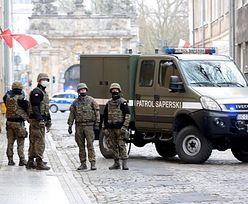 Wielka ewakuacja aresztu śledczego w Starogardzie Gdańskim. Transport osadzonych