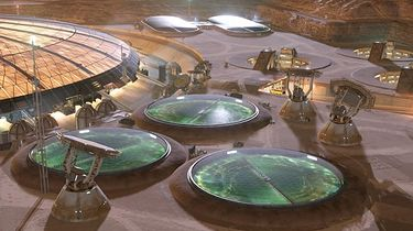 Śladami Insight - wirtualna wycieczka po Marsie