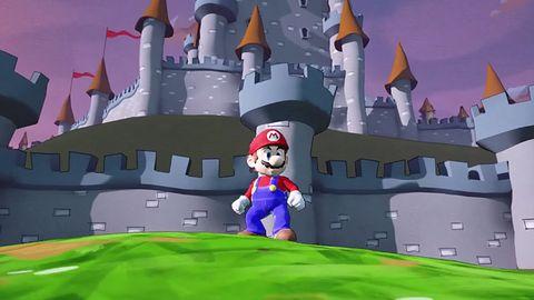 Krótka piłka: Mario tak piękny jeszcze nie był