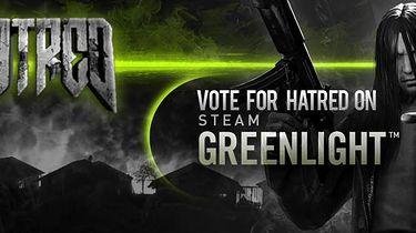 Jeśli dziś jest środa, to Hatred wraca na Steam Greenlight