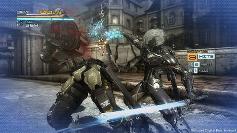 Metal Gear Rising: Revengeance trafi na PC!