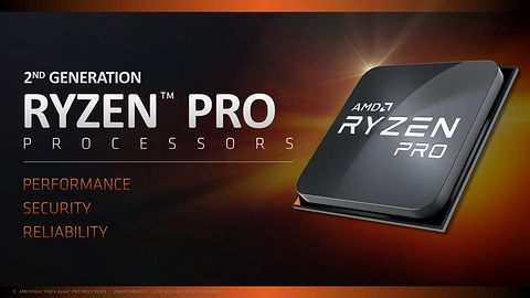 AMD odświeża także rodzinę Ryzen PRO – osiem kolejnych procesorów