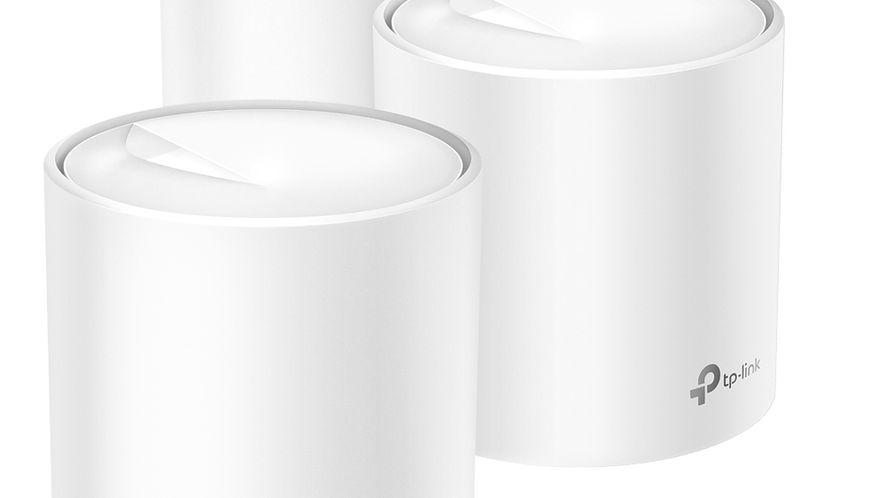 TP-Link Deco X60 – trójpak, fot. materiały prasowe.