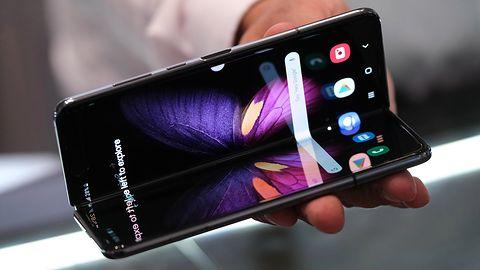 IFA 2019. Samsung Galaxy Fold w rękach pierwszych dziennikarzy