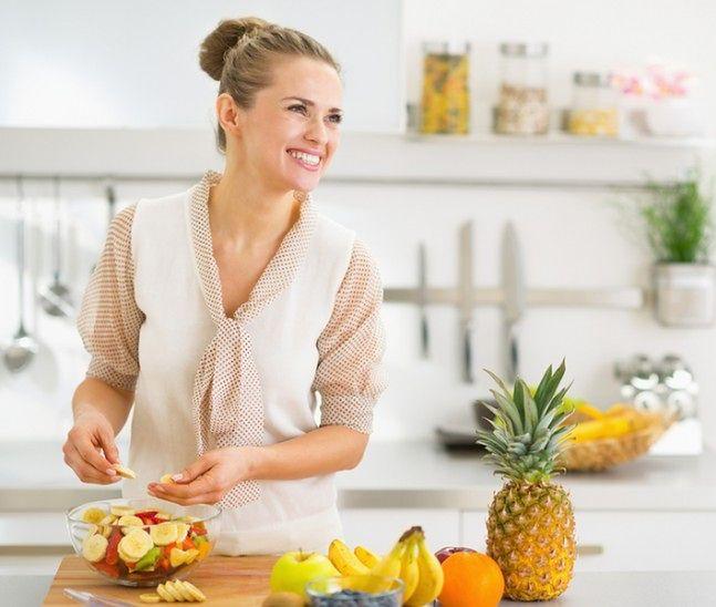 Wzbogać dietę o produkty bogate w witaminy i minerały