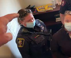 Policjanci przyszli do kościoła, bo łamano obostrzenia. Polski pastor ich wyrzucił