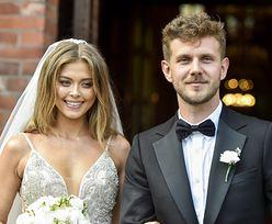 Joanna Opozda miała drugą suknię ślubną. W sieci pojawiły się zdjęcia
