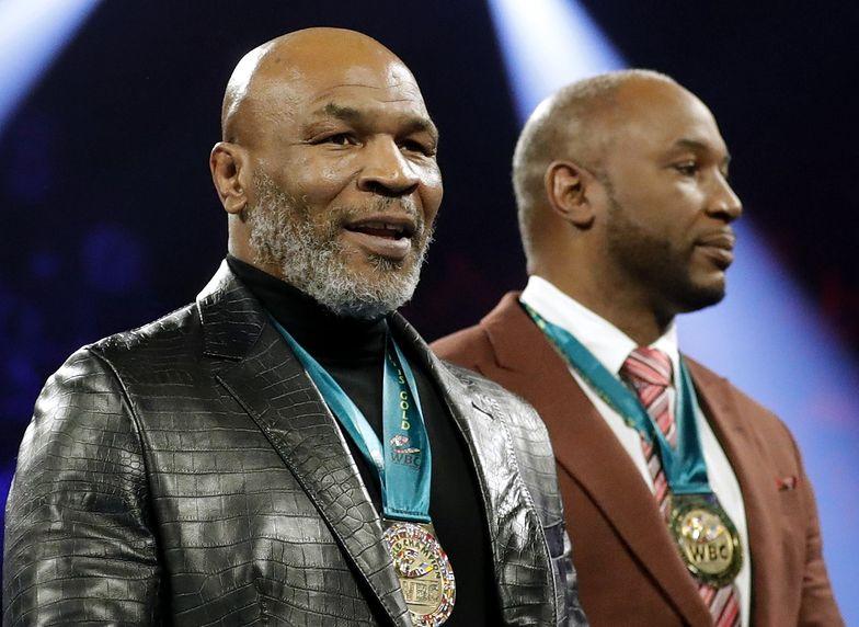 Tyson jeszcze nie wrócił, a już myśli o kolejnej walce. I to z jakim rywalem!