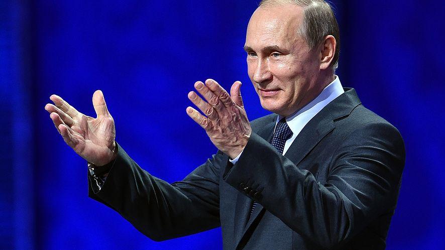 "Putin ""wita"" Apple"