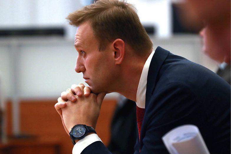 Rosjanie ostro. Chodzi o otrucie Nawalnego