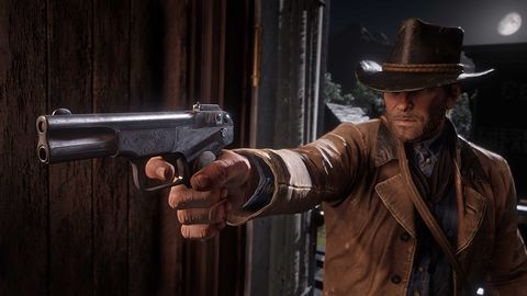 Najlepsza gra minionego roku? Red Dead Redemption 2 - tak uważają na Steamie