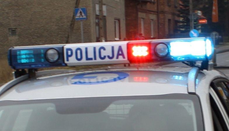 Policjanci zatrzymali fiata do kontroli. Za kierownicą siedział 11-latek