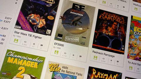 Magia retro gier. Ponad 2,5 tys. klasyków z MS-DOS do ogrania w przeglądarce