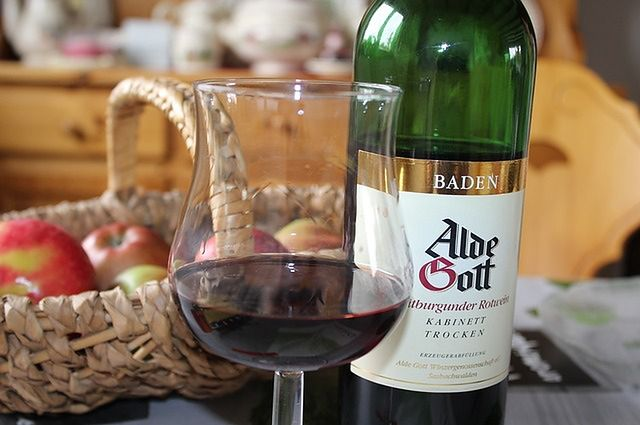 Pić wino czy nie?