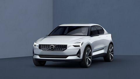 Volvo Polestar 2 – Android, Sklep Play z aplikacjami i Mapy Google. Tak, to będzie samochód