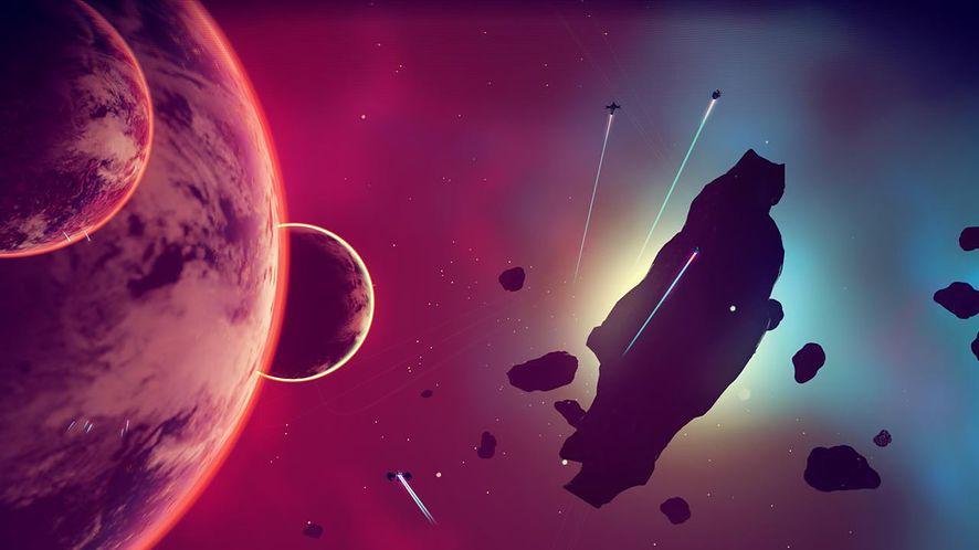 Nie szukajcie multiplayera w No Man's Sky