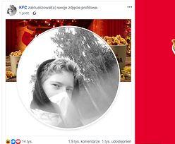 """KFC tłumaczy dziwne posunięcie na Facebooku. """"To nie atak hakerów"""""""