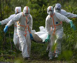 Wirus Ebola powrócił. Kraj już miał ogłosić koniec epidemii