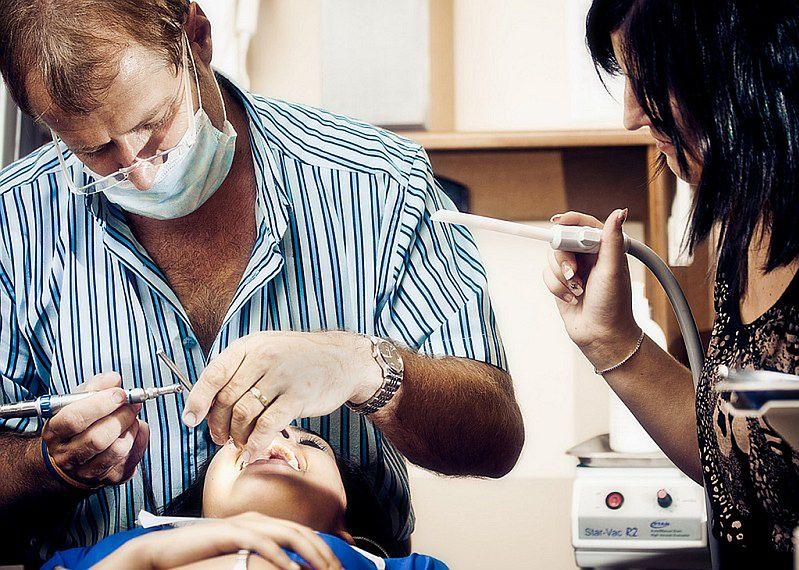 Wizyta dentystyczna