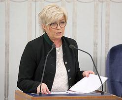 Zarzuty wobec Julii Przyłębskiej. Miała tuszować sprawy polityczne