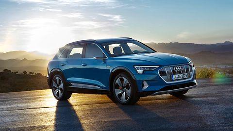 Audi e-tron opóźnione przez oprogramowanie – problem godny skomputeryzowanego auta