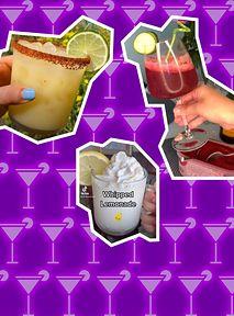 5 najlepszych przepisów na lemoniady i drinki z TikToka na lato