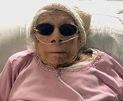105-latka pokonała COVID-19. Zdradza swój sekret