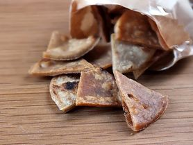 Przepis na owsiane nachosy