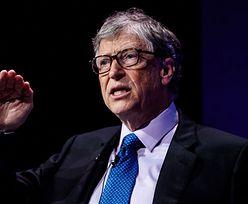 """Bill Gates o koronawirusie. """"Pandemia jest jak wojna światowa"""""""