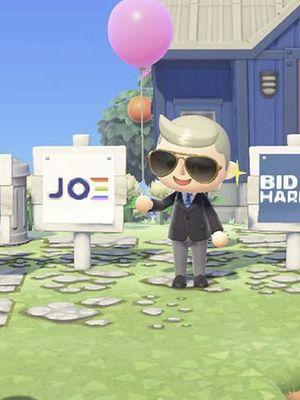 Kandydat na prezydenta... w Animal Crossing? Jak politycy wykorzystywali gry wideo w kampaniach wyborczych?