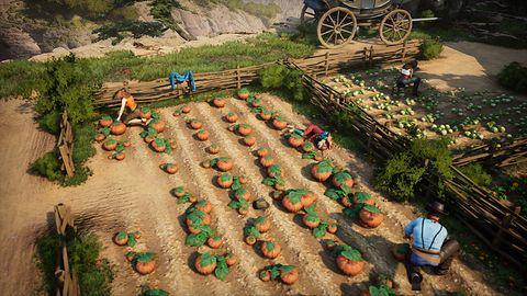Cyberpunkowe farmy na nowym materiale z Gamedec