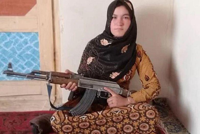 Talibowie zamordowali jej rodziców. Krwawa zemsta nastolatki w Afganistanie