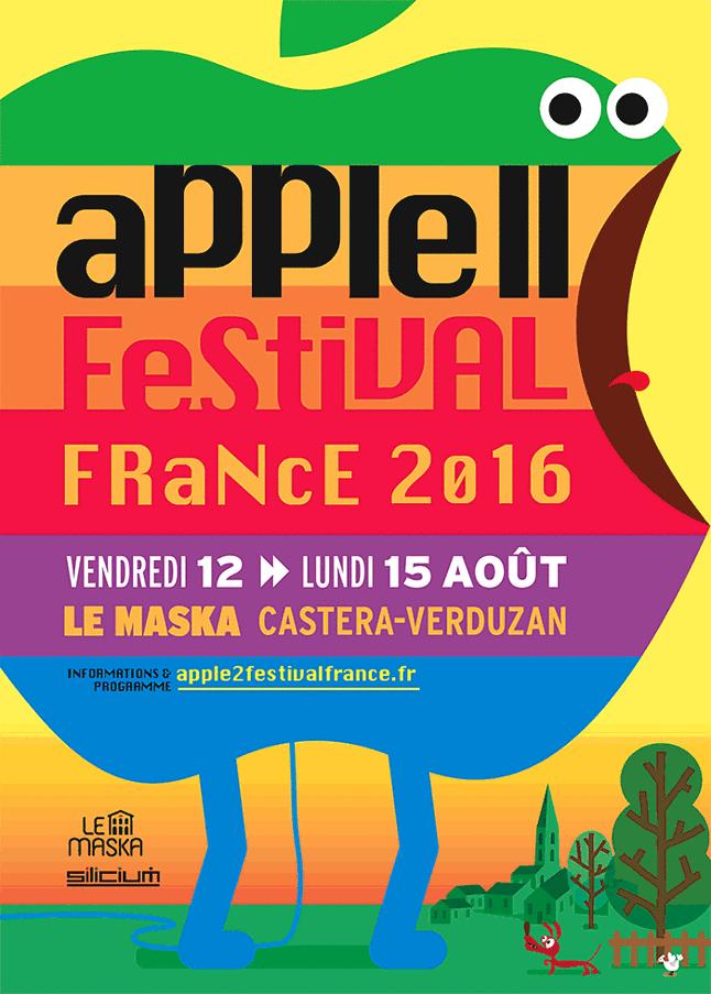 To plakat współczesny, ale to Jean-Louis Gassee zdołał przekonać Francuzów, że Apple II to ich narodowy komputer.