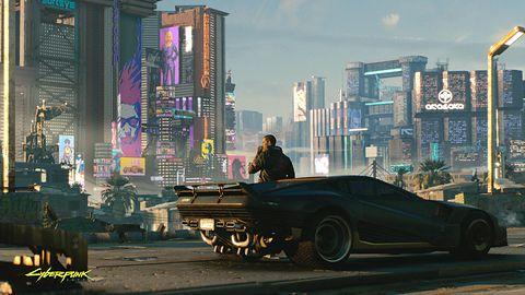 Cyberpunk 2077 na nową generację przełożony. Wiedźmin 3 też