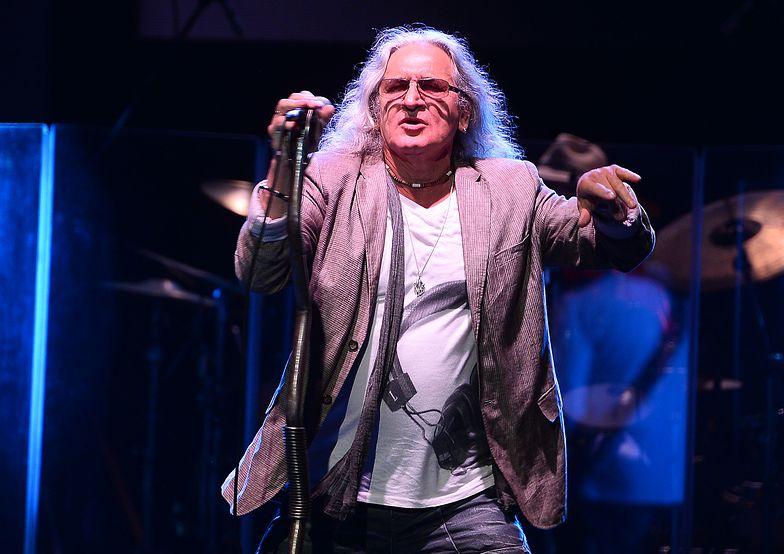 Grzegorz Markowski śpiewa w zespole Perfect od prawie 40 lat