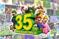 35. urodziny Mario: Nintendo wysypało worek z grami o hydrauliku na Switcha