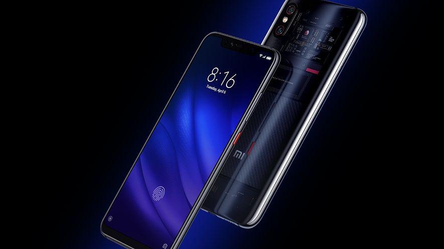 Xiaomi Mi 8 Pro. (fot. Xiaomi)