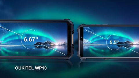 WP10 — Pierwszy wytrzymały smartfon z obsługą sieci 5G od Oukitel