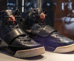 Padł rekord. Kosmiczna cena butów Nike, które nosił Kanye West