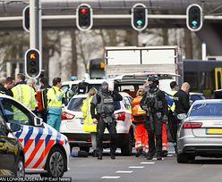 Holandia: strzelanina w Utrechcie. Podejrzany jest w rękach policji