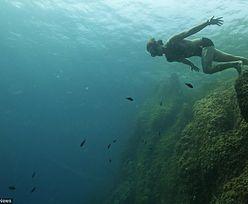 Nurkowanie na bezdechu. Zdjęcia z treningu mistrza freedivingu robią wrażenie