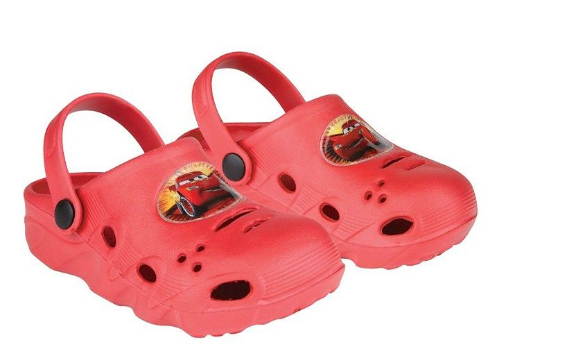Gumowe sandały