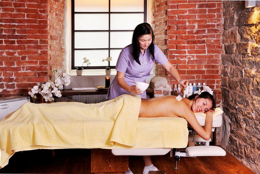 Zdjęcia masażu - masaż relaksacyjny