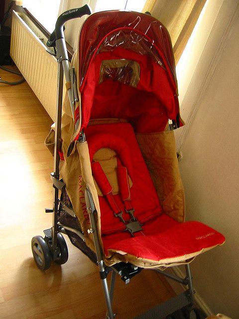 Dziecięca spacerówka