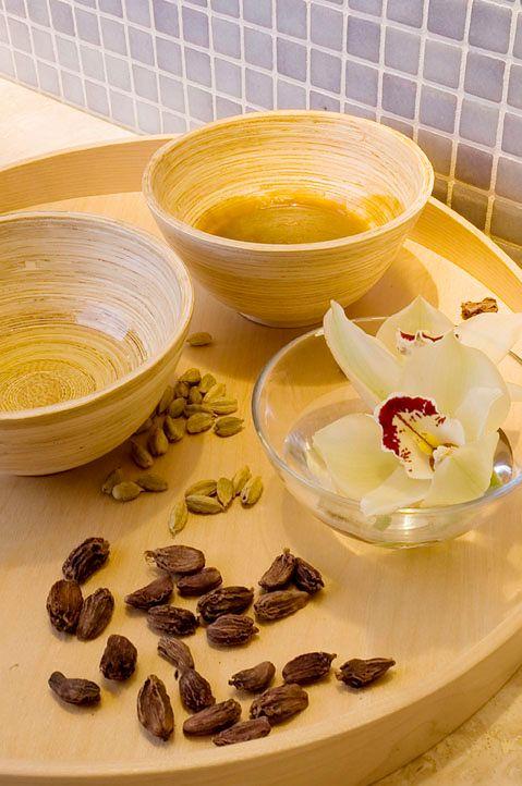 Spa i wellness - produkty potrzebne do zabiegów