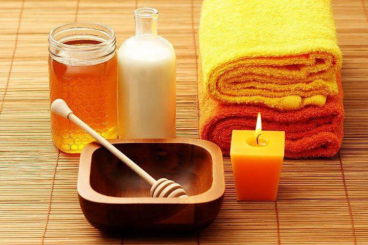 Spa i wellness - zastosowanie miodu