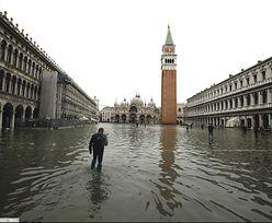 Wenecja. Potwierdzają się najgorsze obawy. Nowa fala pogrąża miasto