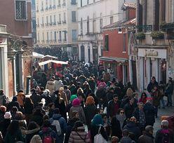 Wenecjanie znów protestują przeciwko turystom