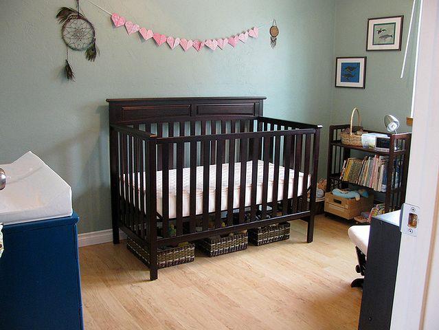 Widok na pokój dziecka
