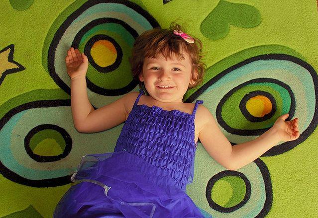 Pokrycie podłogi w dziecięcym pokoju